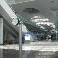 Seoul Incheon Airport Transit Hub