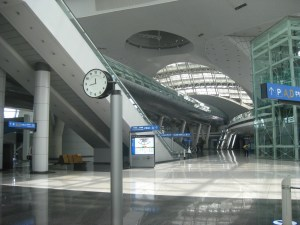 Seoul Incheon Airport Transit Hub