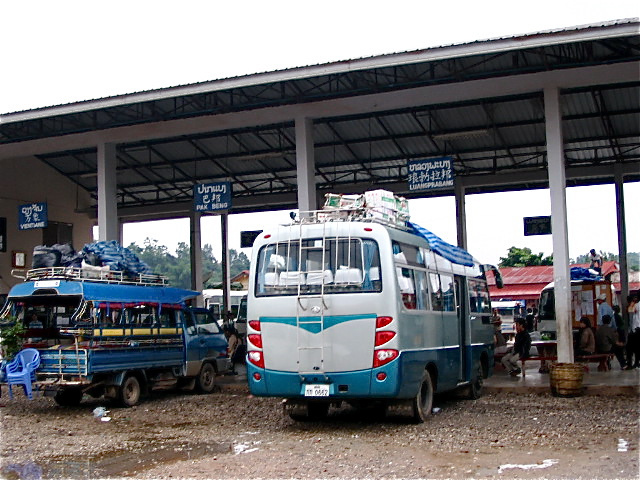 Udomxai Bus Station