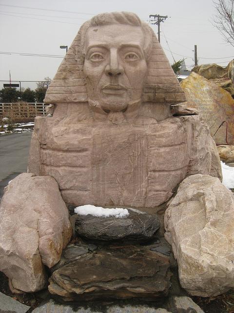 Joseph Smith Sphinx