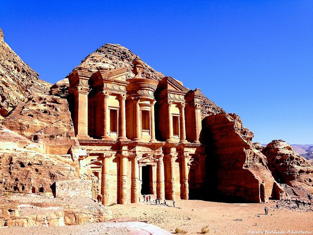 """Hiking Petra: How To Experience the Best of the """"Rose-Red City"""""""