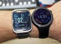 Asus ZenWatch and Moto 360 Sport