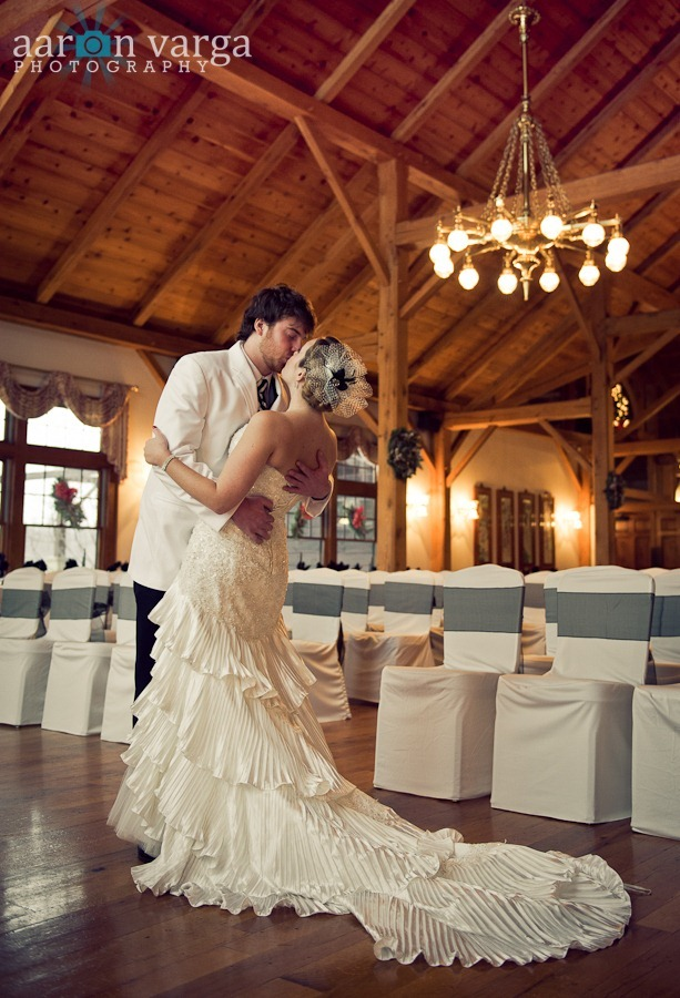 Rolling Acres Golf Course Wedding