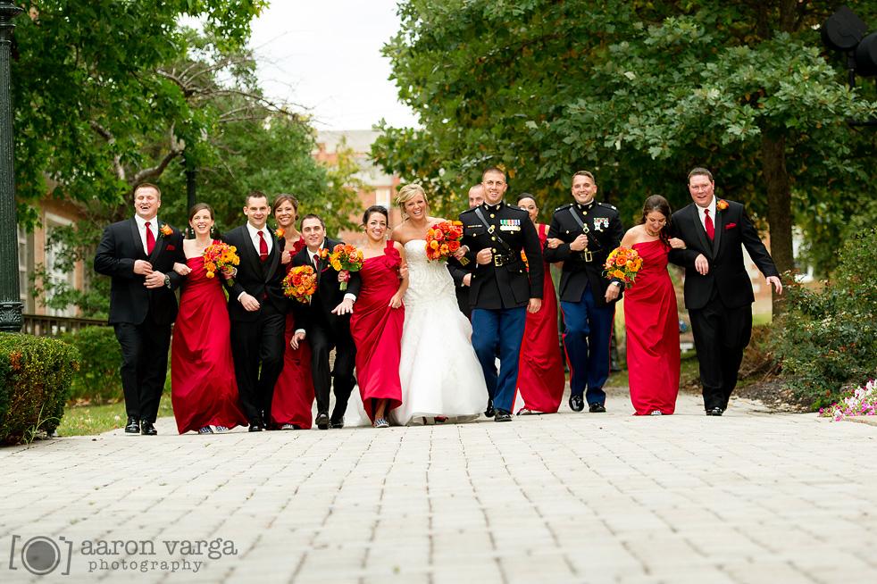 Fall Bridal Colors