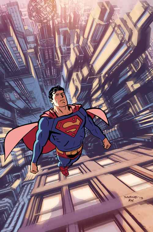 All-new adventures of Superman