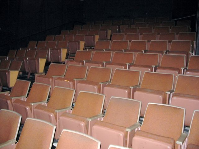 It was a ninety-nine-seat theater, which allows union actors to perform without the union getting involved.