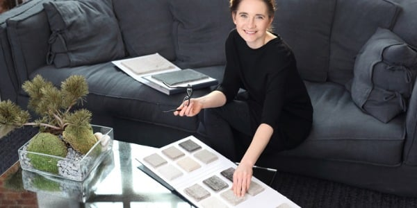 carpet samples - What does an Interior Designer do?