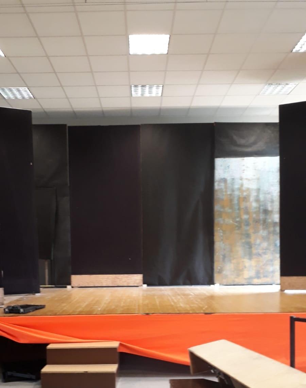 Nuova Sala Teatro Bassanello 6
