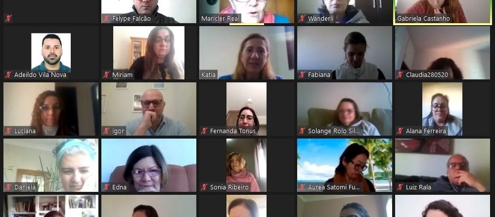 Por videoconferência, Conselho de Representantes da AASPTJ-SP realiza primeira reunião do ano