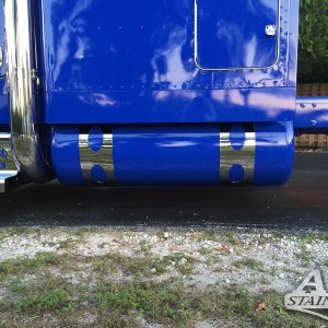 "Fuel Tank Straps 10"" Ovals All Peterbilt Models Part#: 010010.1.0.32 Part#: 010010.1.0.33 - $995 / 4PCS"