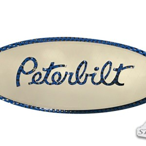 Grill Peterbilt Logo Oval  Part#: 010019.1.0.4  $65 each