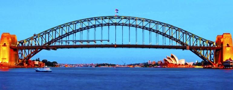 Image result for Sydney Bridge