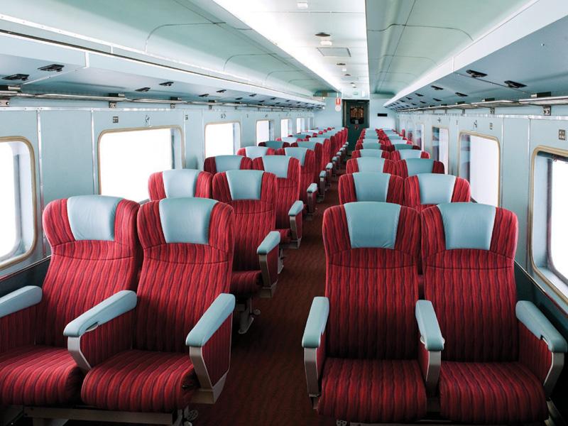 Ghan Train