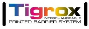 Tigrox Interchangeable Banner Barrier