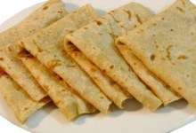 Photo of 3 tips to cook the best chapatis
