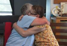 Photo of Two sisters separated 70 years ago at birth reunite