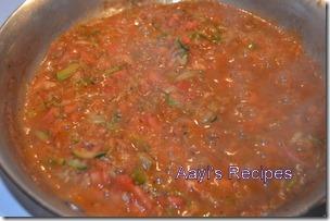 tomato veg pasta sauce5