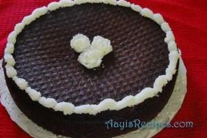 Date Cake (Eggless)
