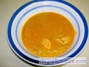 Chicken or Prawn Xacuti / Shaguthi / Sagoti
