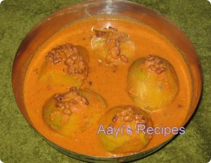 Brown cow peas sidedish (Bagade khatkhate)