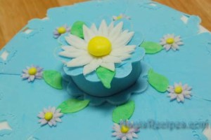 Cake decorating FGP – cake 3