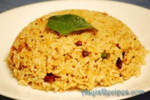 Gooseberry rice(Nellikayi puliyogare)