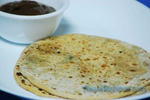 Cauliflower(Gobhi) paratha