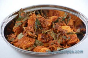 Tilapia in spices
