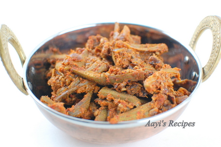 Spicy Okra (Bhende Song)