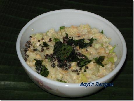 cucumber peanut kosambari