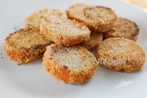 Shallow Fried Sweet Potatoes (Kananga Phodi)