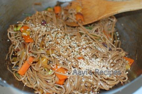 noodles with hm sauce10