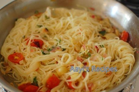 pasta with artichokes4