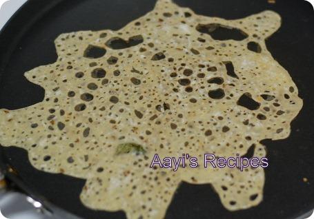 wheat flour-rice flour dosa2