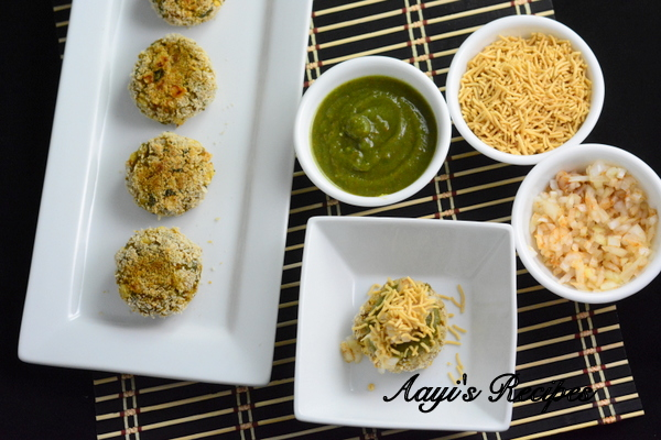 baked vegetable patties12