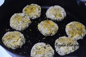 baked vegetable patties7