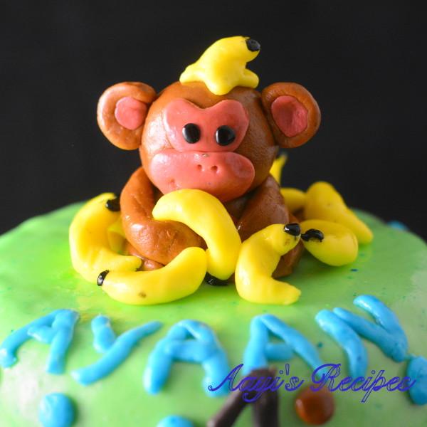 monkey cake2