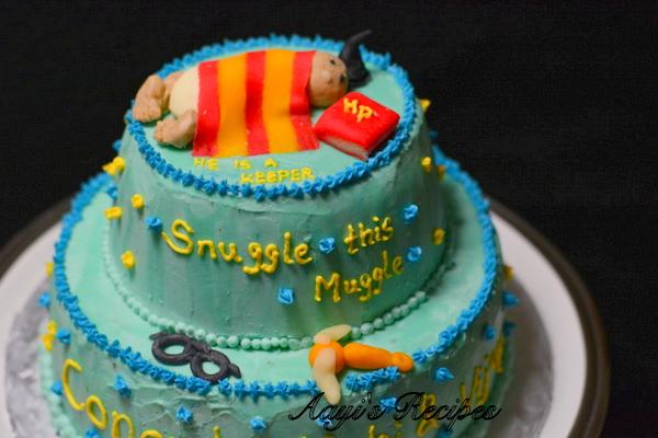 harry potter cake4