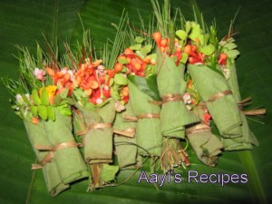 Choodi Pooja – A pooja of Sun and Nature
