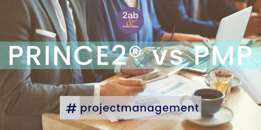 PRINCE2 vs PMP
