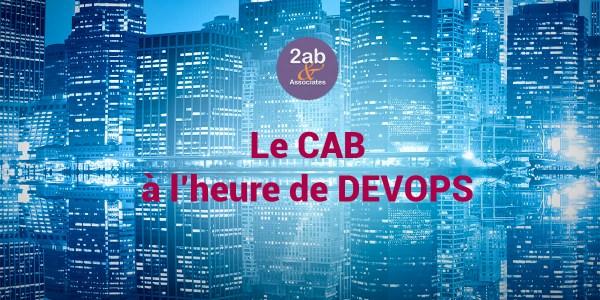ITIL - Le CAB à l'heure de DEVOPS