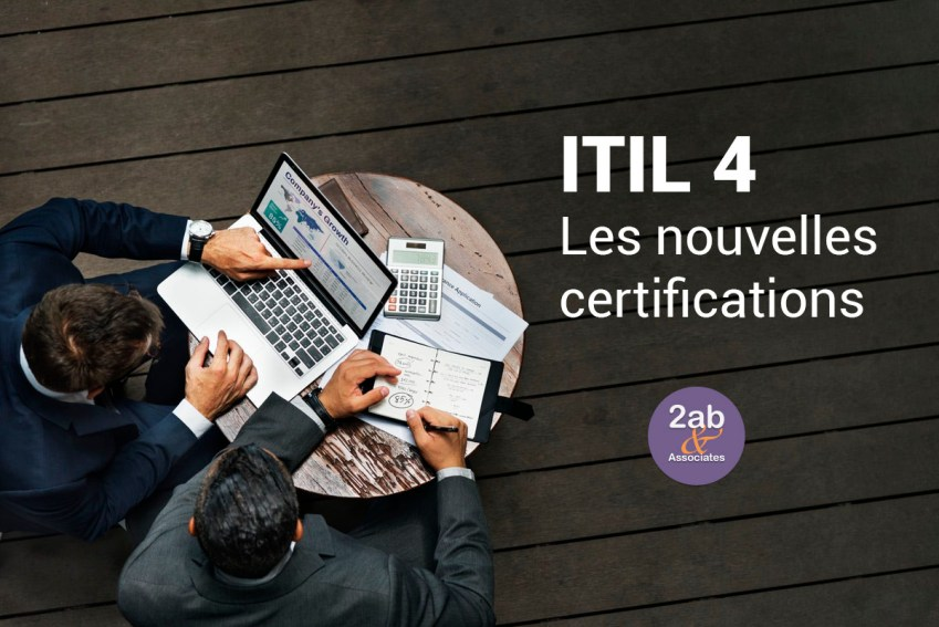 ITIL 4 - Les nouvelles certifications