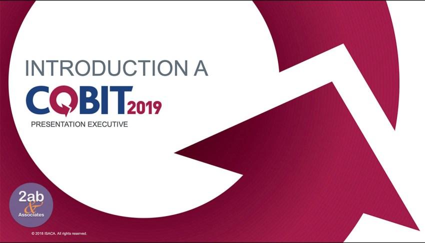 COBIT 2019 : le nouveau cadre de gouvernance et de management de l'I & T