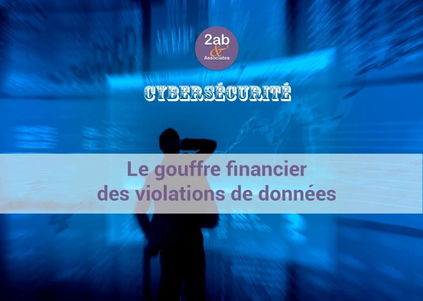 Violations de données : un gouffre financier pour les entreprises