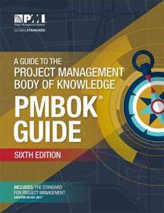 PMBOK vs PRINCE2 - PMBOK 6ème édition
