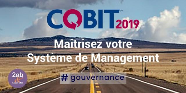 Maîtrisez vos politiques et votre système de management grâce à COBIT 2019