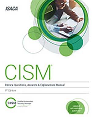 Base de questions et réponses sur les quatre domaines de sécurité du CISM - Comment devenir CISO ou RSSI