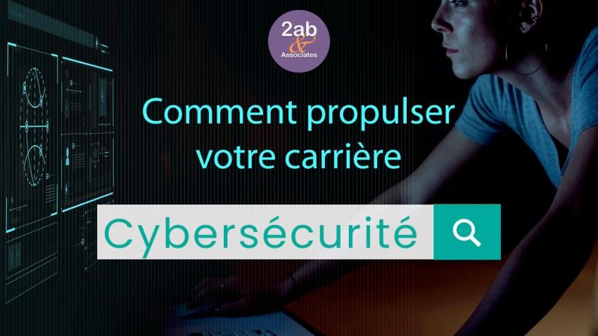 Propulsez votre carrière avec une certification en cybersécurité