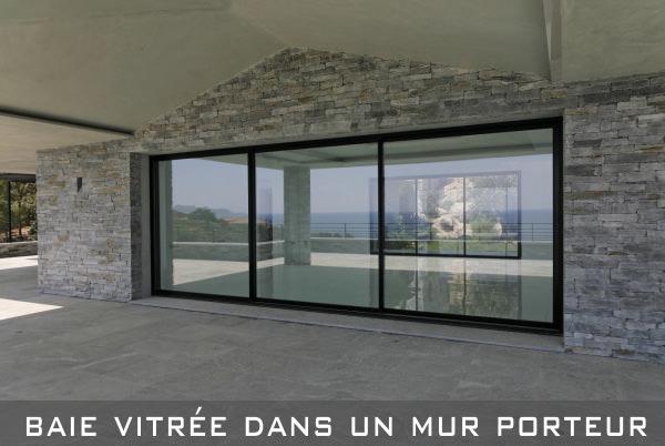 Ouverture De Baie Dans Mur Porteur AB Engineering Paris