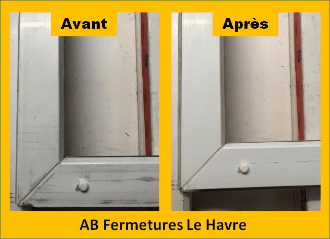 AB Fermetures réparateur menuiserie portes et fenêtres pvc au Havre 76600